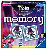Ravensburger 20591 Memory Trolls 3 Spiel Memory, 72 Karten, Altersempfehlung: 4+