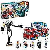 LEGO 70436 Hidden Side Phantom Feuerwehrauto 3000, Spielzeug, AR-App, interaktives Multiplayer...