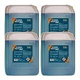 INOX® Arctic Scheibenfrostschutz Konzentrat, 4 x 5L - Frostschutzmittel Scheibenreiniger bis -35°C