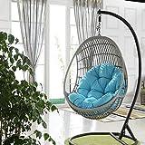pegtopone Schwingen Sie hängendes Sitzkissen, verdicken Sie Stuhlauflagen, das Kissen des weichen...