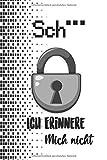 Sch*** Uch erinnere mich nicht: Diskretes Faultier Passwort-Buch: Login-Daten und Passwörter sicher...