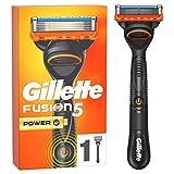 Gillette Fusion 5 Power Rasierer für Männer - 1 Klinge, die weltweite Nr. 1 unter den 5-Klingen...