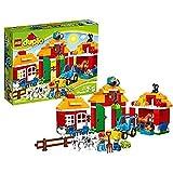 LEGO Duplo 10525 - Großer Bauernhof, Kleinkinder-Spielzeug, große Bausteine