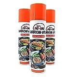 ToCis Big-BBQ Barbecue Pflege-Spray für Grill und Gußeisen 200 ml Dose Trennspray Trennfett...