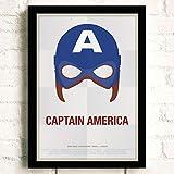 XWArtpic Klassische Hollywood Film Charakter Superheld Cartoon Maske Nette Avatar Logo Name...