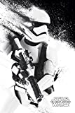 Close Up Star Wars Episode 7 Poster Stormtrooper Paint (61 cm x 91,5 cm)