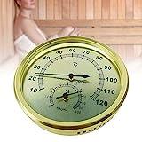 ZXY Saunathermometer Hygrometer, 2 in 1 Indoor Luftfeuchtigkeit Temperaturmessung Sauna...