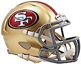 Riddell NFL San Fransisco 49ers Speed Mini Football Helmet