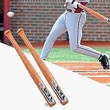 bizofft Baseballschläger, ergonomisch stoßdämpfender Baseballschläger, leicht zu greifende...