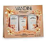 VANDINI Energy Wellness Geschenkset Frauen - Wellness Geschenkset mit Body Lotion, Duschgel &...
