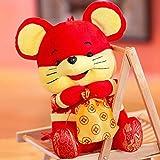 achievr Toy Mini Animal Plüschtier Sortiment Kids Party Favors Plüsch, große Plüsch-Plüschmaus,...