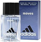adidas Moves For Him Eau de Toilette – Das Herren Parfüm mit aufregendem, erfrischendem Duft...