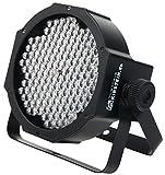 Showlite FLP-144 Flatline Panel LED Scheinwerfer (PAR Strahler, Discolicht, Bühnenbeleuchtung,...