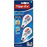 Tipp-Ex Mini Pocket Mouse Korrekturroller  Korrekturband 6 m x 5 mm  Blister  2 Stck, wei