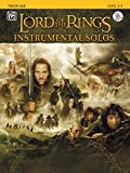 The Lord of the Rings, The Motion Picture Trilogy, w. Audio-CD, for Tenor Saxophone: Howard Shore