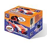 JOM Car Parts & Car Hifi GmbH Alarmanlage, universal mit Funkfernbedienung und ZV-Ansteuerung,...