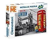 Clementoni-Minions 39412 Metallpuzzle, 1000 Teile, Mehrfarbig