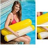 HQH Pool Aufblasbare Hängematte Bett Pool Party Spielzeug Aufblasbare Pool Schwimmwasser...