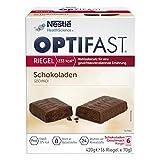 OPTIFAST KONZEPT Diät Riegel Schokolade zum Abnehmen | eiweißreicher Mahlzeitenersatz mit...