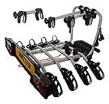 Witter Towbars ZX304EU Fahrradträger für die Anhängerkupplung - Kupplungsfahrradträger für 4...