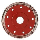 HYY-YY Diamant-Sägeblatt, 115 mm, besonders dünn, 1,5 mm Dicke, Trennscheiben-Set für Keramik...