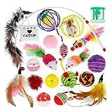 nobrand Lustiges Katzenspielzeug für Haustiere - Kitten Interactive Pet Toys Sortimente Loch Tunnel...