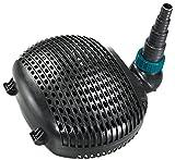 AquaForte Filter-/Teichpumpe EC-10000 10m³/h, Förderhöhe 5m, 68Watt
