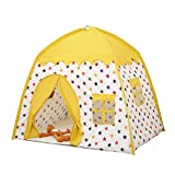 Hongzhi Kinder-Spielzelt – Prinzessinnenschloss-Zelt – Tragbares, faltbares Pop-Up-Zelt für...