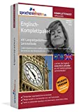 Englisch Sprachkurs: Flieend Englisch lernen. Lernsoftware-Komplettpaket