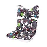 Universale Sitzauflage Sitzeinlage Babyschale Sportsitz Sitzpolster Winter Baumwolle Atmungsaktiv...