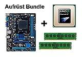 Aufrüst Bundle - ASUS M5A78L-M LX3 + Phenom II X2 545 + 4GB RAM #95322