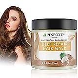 Haarmaske, Haarpflege, Haarbehandlung, Haarkuren, Conditioner Haarkur, Argan oil & Keratin Haarkuren...