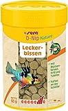 sera O-nip FD-mix Hafttabletten als Leckerbissen mit Mückenlarven, Krill und Tubifex, die durch...