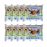 PETSHINE Pflegetücher für Hygiene und Reinigung des Gehörgangs und der Ohrmuschel von Hunden,...