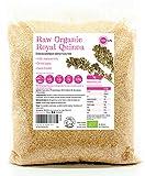 PINK SUN Royal Quinoa Bio 3kg Roh Weiß Real Bolivien Andenhirse Weiss Glutenfrei Naturbelassen...