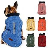Hundemantel Winter Warme Jacke Weste, 7 Größen für Kleine Mittlere Große und Riesige Hunde,...
