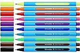 Schneider Slider Edge XB Kugelschreiber (Dreikant-Stifte mit Strichbreite XB) 10 Stück