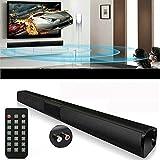 HBOY Drahtlose Soundbar mit Bluetooth Drahtloses Bluetooth-Soundbar-Lautsprechersystem TV...