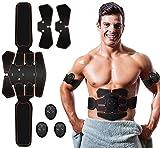 EGEYI EMS Trainingsgerät, Muskelstimulator Bauchmuskeltrainer Muskelstimulation Elektrostimulation...