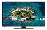 Hitachi U55K6100 139 cm (55 Zoll) Fernseher (Smart TV, 4K Ultra HD, HDR, Triple Tuner, Works with...