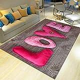 Läufer Teppich Rutschfester Teppich Marine Kristallvlies geeignet für Treppen Eingang Veranda-60 *...