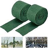 Wangyan 123 Warmhalte- und feuchtigkeitsspendende Baumpackungen Protector Tree Trunk Guard...