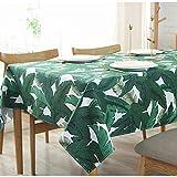 Home's Baumwolle Tischdecke Mode Abwischen Tischdecke Haushalt Tischdecke Rechteckige Abdeckung Tuch...