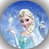 Fondant Tortenaufleger Tortenbild Geburtstag Frozen AMA101