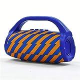 XFSE Welle Bunte bewegliche Bluetooth-Lautsprecher, wasserdicht, 3D-Surround-drahtlose Lautsprecher...