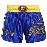 Jianghuayunchuanri Kickboxing Trainingskoffer Erwachsene Kinder Sanda Kleidung Boxen Muay Thai Mixed...