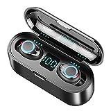 WUYANSE True Wireless Earbuds, Bluetooth 5.0, wasserdicht, integriertes Mikrofon, Headset,...