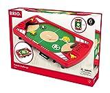 BRIO Tischfußball-Flipper Geschicklichkeitsspiel