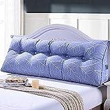 Generic Bed Wedge Pillow Rückenkissen, Bett-Rückenstütze Keilform, Nachtkissen Dreieckskissen...