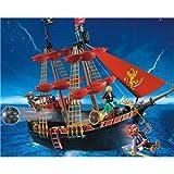 PLAYMOBIL 4424 - Piratenkaperschiff